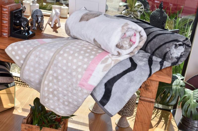 Cobertor Microfibra em Oferta