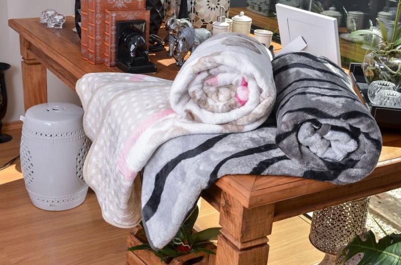 Cobertor Microfibra Preço