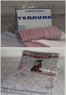 Fábrica de Cobertores em Sp