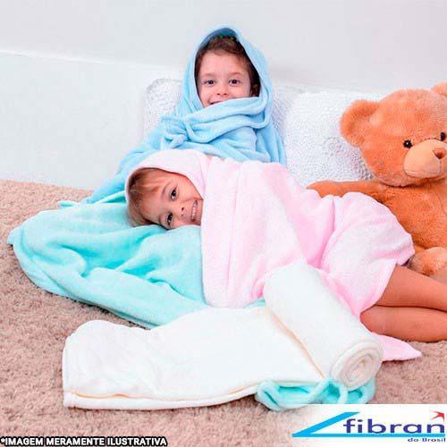 Manta microfibra infantil